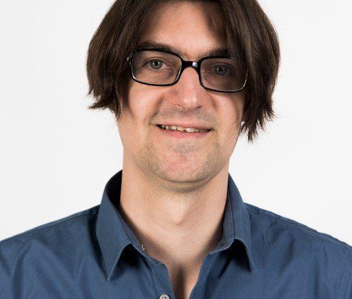 Portrait de Fabien Vayssière